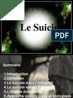 Presentation Bruno Le Suicide