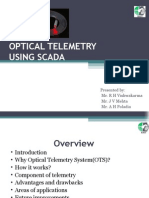 Optical Telemetry System PPT