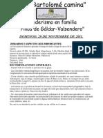 Dossier Caminata PinosDeGaldar-Valsendero Noviembre2011