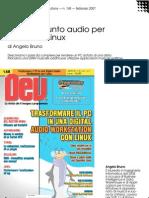Messa a punto audio per Mandriva Linux