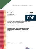 ITU-T Recommendation G