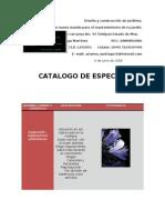 CATALOGO DE PLANTAS