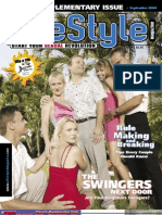 LifeStyle Magazine Complementary Issue