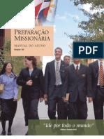 Religião 130, Preparação Missionária - Manual do Aluno