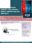 Global Cardiac Re Synchronization Therapy (CRT) Devices - Market Growth Analysis, 2009-2015
