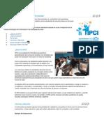 Aprendizaje Personalizado Complement a Rio Interconectado