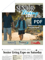Senior Living Expo 2011