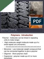 Polymers Ansh Verma