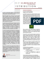 201003 - Regards d'EUROGROUP CONSULTING sur La Distribution - N°5 - P11-2010