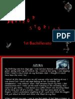 horror stories   1º bach