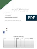 Ficha de Acreditacion Organizacione Megadialogo2011