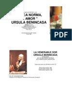 Unica Norma El Amor Ursula Benincasa
