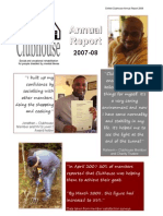 Enfield Clubhouse Annual Report 2008