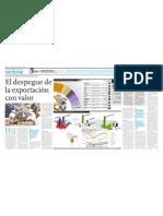 Estudio y oportunidades de exportaciones de productos del Perú