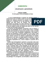 François Choffat, Dr - Individualização e Globalidade - a - Saúde
