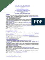 Código Penal e ECA
