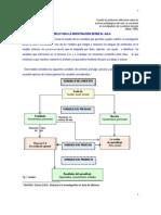 Modelo de investigación proceso producto