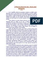Klein Melanie - 06 Principios Psicologicos Del Analisis Infantil