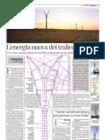 La Stampa | Piloni del Futuro - Dancing with Nature -