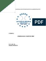 6577428 Psihologia Comunicarii CURS SNSPA