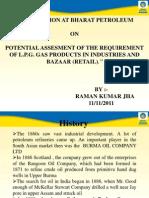PPT  OF BPCL JAIPUR