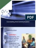Counseling & Communication