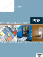 Universal Design & Visit Ability - From Accessibility to Zoning - NASAR & EVANS-COWLEY