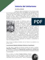Breve Historia Del Unitarismo