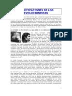 Burdas Falsificaciones de Los Evolucionistas