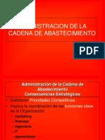 Admin is Trac Ion de La Cadena de Abastecimiento