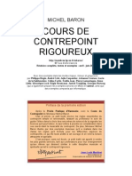 Cours-contrepoint