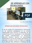 MEDIOS DE APRENDIZAJE CON TECNOLOGÍAS
