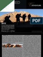 Adventure International - Featured Trips Brochure