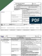AR Nº01 ESCAVAÇÃO MÊCANIZADA E MANUAL -MONTAGEM DE FORMA FERRAFEM CONCRETAGEM DE BASES
