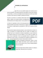 ENSAMBLE DE ASPIRADORAS