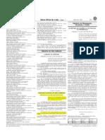 DRYWALL- Resolução CONAMA 431 - 25 05 2011