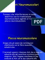 Bloccanti Neuromuscolari