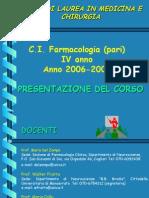 Lezione introduttiva 2006-2007