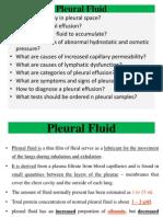 Pleural Fluid 1
