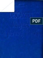 Descartes, Rene - Medytacje o Pierwszej Filozofii