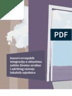 Evropske Integracuje u Oblasti Zivotne Sredine[1]
