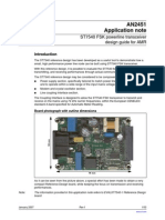 ST7540 App Note ForAMR