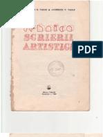 Tehnica scrierii artistice