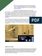 Ray Computed Tomography