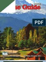 Estes Park Home Guide - November - December 2011 Edition