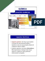 Q09 - Ligacoes Quimicas