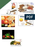 vitaminas imagenes