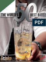 2011 World's Best 50 Bars - Drinks International