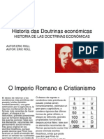 Historia de Las Doctrinas Economic As Eric Roll Gallego Parte Quince