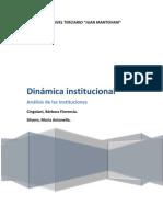 DINAMICA INSTITUCIONAL. T.P N° 5